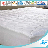 divan double bed sofa quilted bed mattress topper mattress protector