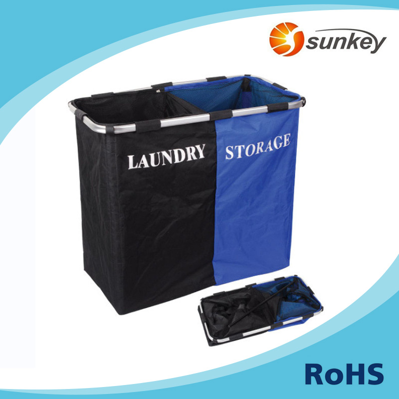 2 pack Collapsible Household Essentials Laundry Hamper Clothe Containers