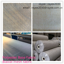 Polyester base fabric , Biaxial fabric