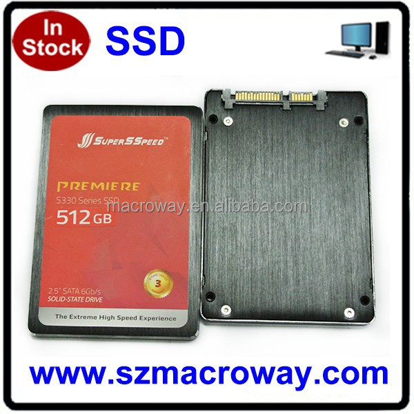 Computer accessories SATAIII high speed ssd 2.5 inch SSD 512GB