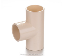 China manufacture ASTM D2846 ivory cpvc pipe fittings for water supply