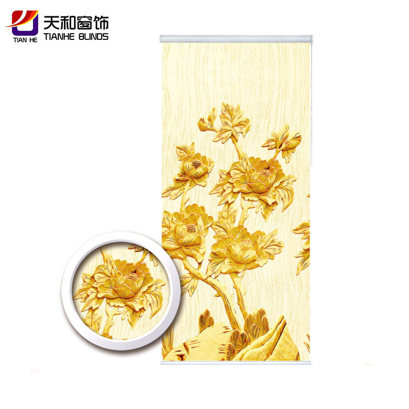 Latest wholesale traditional curtain fabrics in china and sale