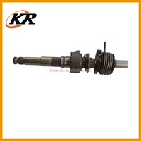 China motorcycle Kick Start Shaft supplier YX138 engine sapre parts kick start shaft