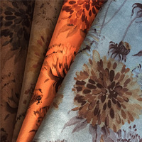 100% Polyester Fabric Textile Used for Sofa with low Price