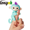 Christmas Gift Fingerlings Interactive Baby Monkey