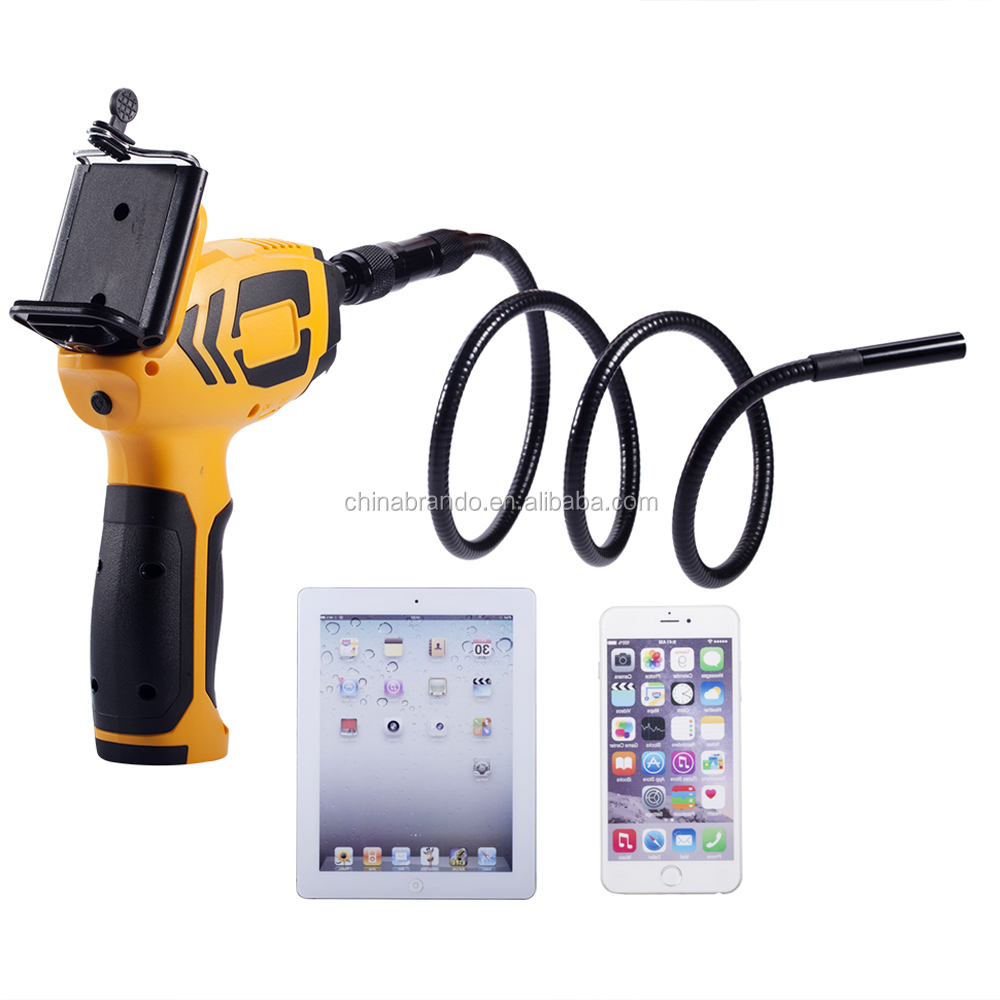 HD WIFI Inspection Camera Supporting Smartphone and Tablet Viewing