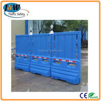 Plastic Road Traffic Barrier for Workzone