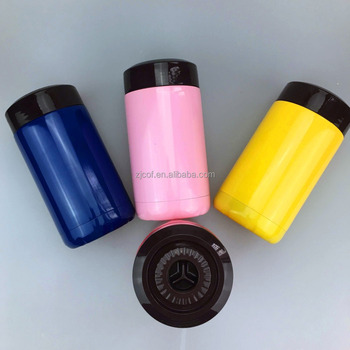 Stainless steel insulated vacuum thermos pot