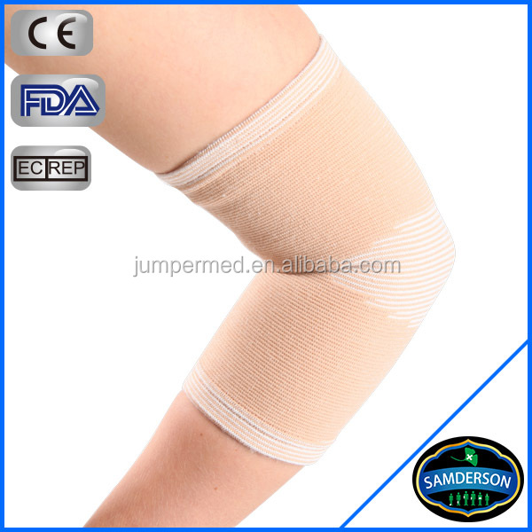 Sport protecting elbow support, elbow & knee pads, compression elbow sleeve