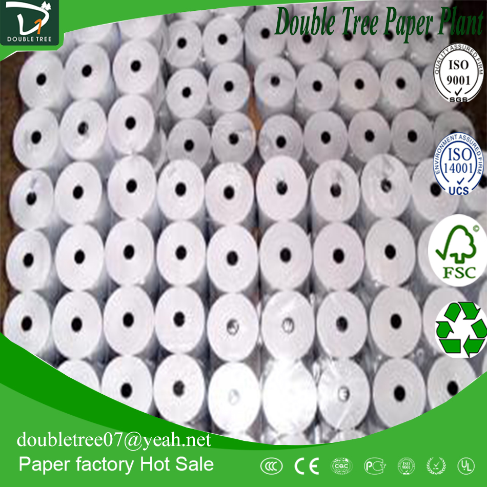 The most popular Preprinted thermal paper roll Cash Register Paper