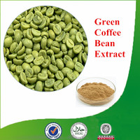Private label health care green coffee bean extract