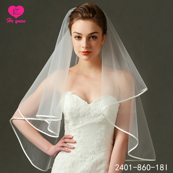 2401-860-18 Elegant bridal veil Wholesale Wedding Accessory Veil For Brides Wedding Accessories Bridal Veil