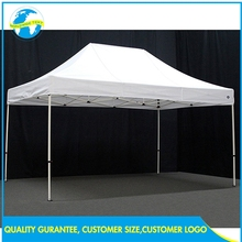 Advertise Fiberglass Big Foldable Exhibition Trade Show 3x4.5 Canopy Tent