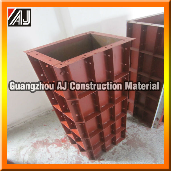 Strong Scaffolding Steel Formwork for Building Construction, made in Guangzhou