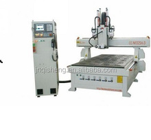 Two Heads CNC Engraving router for sale