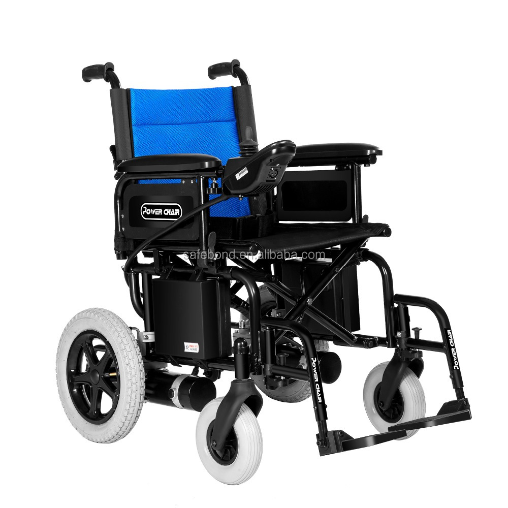 2017 Low Price Medical Qquipment Electric Wheelchair with Lithium Battery