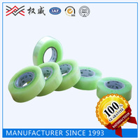 Carton Sealing Tape, Light Green Colored BOPP Packing Adhesive Tape