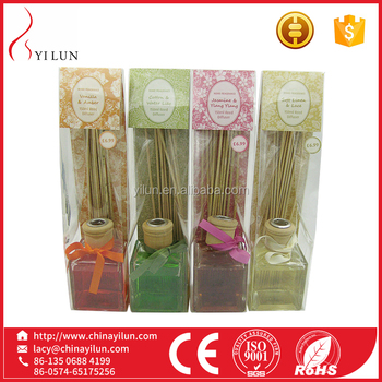 Manufacturers Eco-Friendly Reed Diffuser Glass Bottle