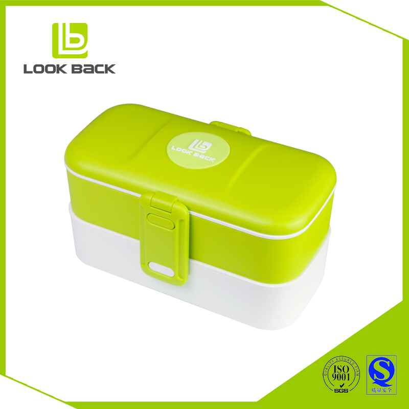 LOOK BACK Hot wholesale lunch box for food and fruit