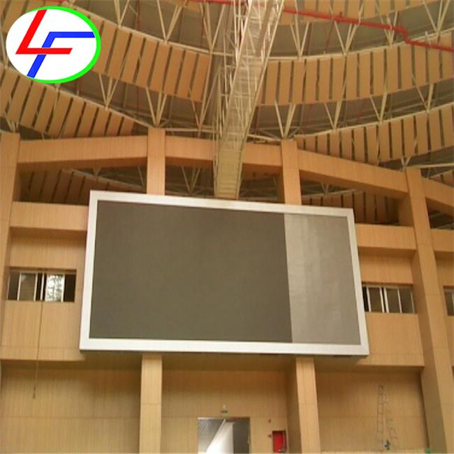 magnetic light box big advertising billboard price p8 p10 video p6 x led display