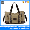 Men and Women Large Capacity Canvas Handbag Shoulder Bag Vintage