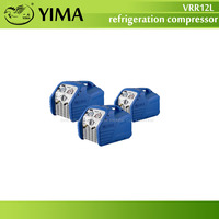 Free shipping by DHL 1pcs High reliable Mini Refrigeration recovery units VRR12L compliant AC 220V