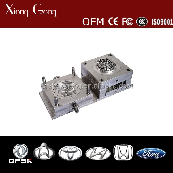 Aluminium OEM Die Cast Mold for general machinery