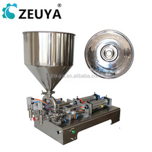 Hot Sale Automatic semi-automatic magnetic pump liquid filling machine G1WG With CE