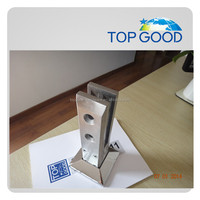 Stainless Steel Square Deck Mount Spigot