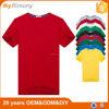 Wholesale Round Neck Cheap Blank/ Plain T Shirt
