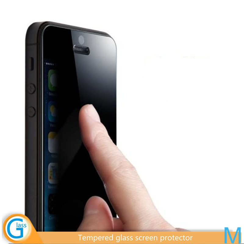 Anti Peeping Privacy Screen Protector Film for iPhone 5