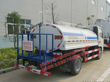 Dongfeng Mini 5m3 Water Truck For Sales Call Ms.Pinky 0086 15897603919