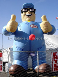 2016 high quality giant inflatable man,inflatable advertising man