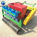 Factory direct sales good quality garlic seeder and sower machine
