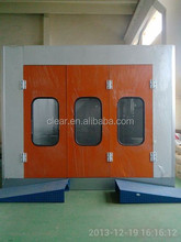 Car Spraying Booth/Car Painting Room HX-600 Easy Installation with 3D Drawing