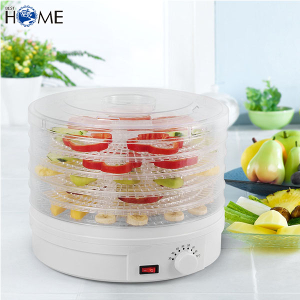 Digital Snackmaster Electric Vegetable Food Fruit Dehydrator Machine