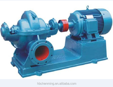 S SH Reliable operation water axially split double suction pump