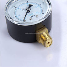 2016 Specially designed High Quality clear to read low price ashcroft pressure gauge