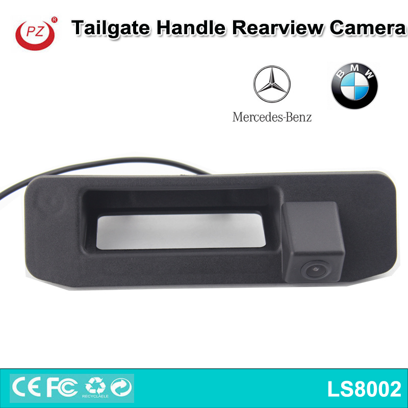 Tailgate handle car camera, Tailgate handle backup camera for BMW X5