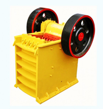 Good performance rock crushing machine / jaw crusher for sale