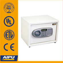 LCD display Electronic home and hotel safe / D-2736SLC-268 / 2mm body , 4m door/ 266x 362x 266mm/ digital safe box
