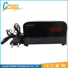 Good quality quick charge portable lead acid battery charger 12v car universal battery charger