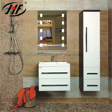 TV fuction Smart mirror LED lighted bathroom Mirror with IR motion switch