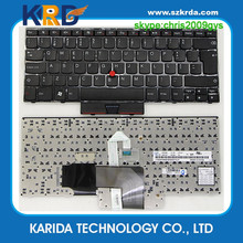 Replacement laptop keyboard for IBM Lenovo E420 E420S E320 E325 Spanish French Italian Russian layout