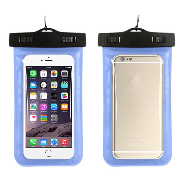 waterproof cell phone cases, mobile phone PVC waterproof bag