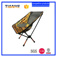 luxury furniture foldable camping outdoor metal folding chair