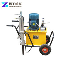 High Division Force Hydraulic System Quarry Rock Stone Splitter