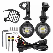 LED motorcycle fog light driving lamp head light for R1200GS Adventure Motorcycle light