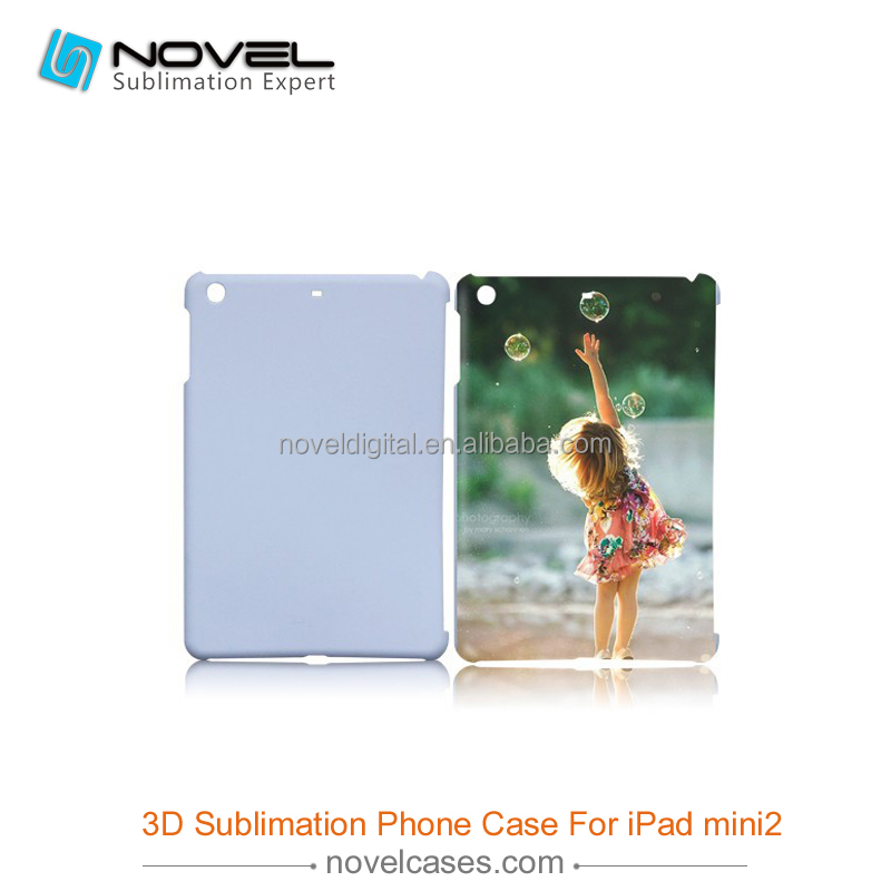 Sublimation Blank Phone Cover ,3D Sublimation Phone Cover for iPad Mini 2