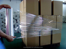 Best-sale Clear PVC stretch film /soft clear pvc transparent film for mattress packing and printing